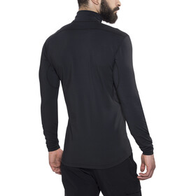 Arc'teryx Rho LT Zip Neck Men Black
